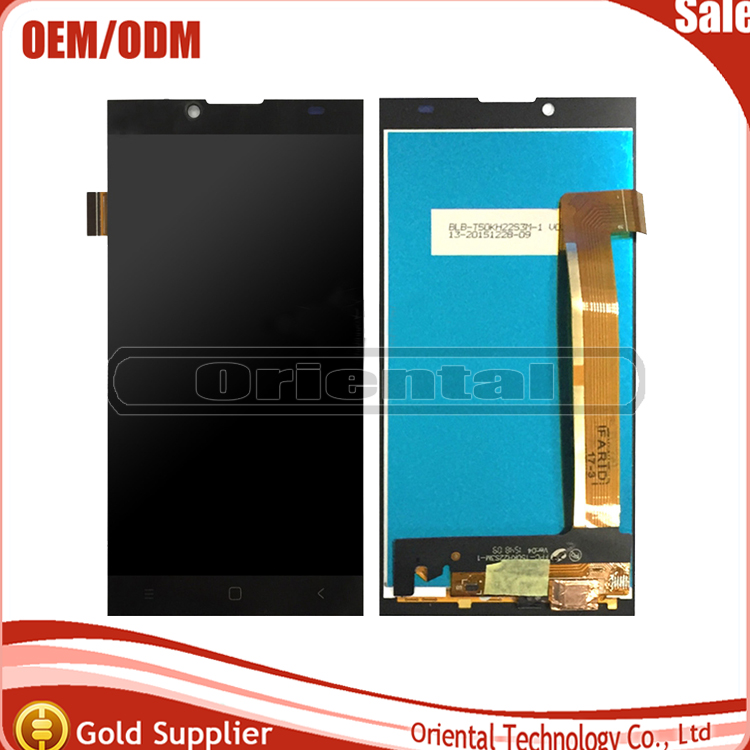 LCD Display + Touch screen 5 For Prestigio Grace Q5 PSP5506 DUO PSP5506 PSP 5506 DUO digitizer panel sensor lens glass Assembly