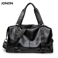 Jonon Leather Bag Business Men Bags Laptop Tote Briefcases Crossbody Bags Shoulder Handbag Men S Messenger