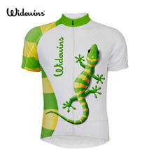 green House lizard Man Cycling Jersey Short Sleeve Jersey green Bike Bicycle Clothing For Spring Summer Autumn 5495 палатка alexika summer house green