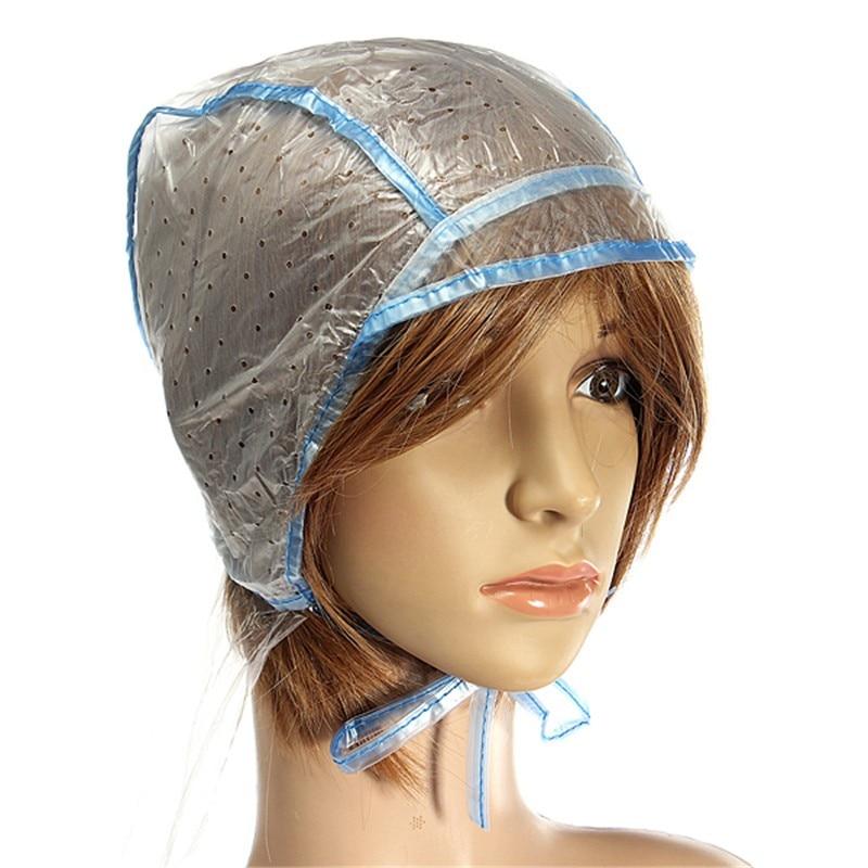 1pcs Hair Color Salon Dye Cap Highlighting Plastic Hook Hair