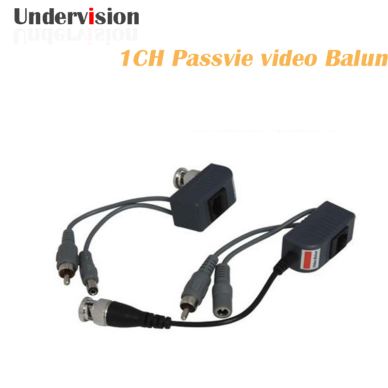 5pair/Lot ,1chs active Video balun ,1ch power and video  and Audio balun ,twisted cable ,cat5/6,free Shipping active мезороллер mt05 0 5 мм active 12001 1 шт