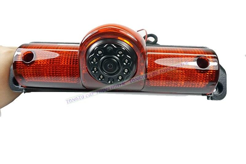 Night Vision IR LED Car Brake Light Backup Camera For CHEVROLET Express & Chevy Savana cargo VAN Camera