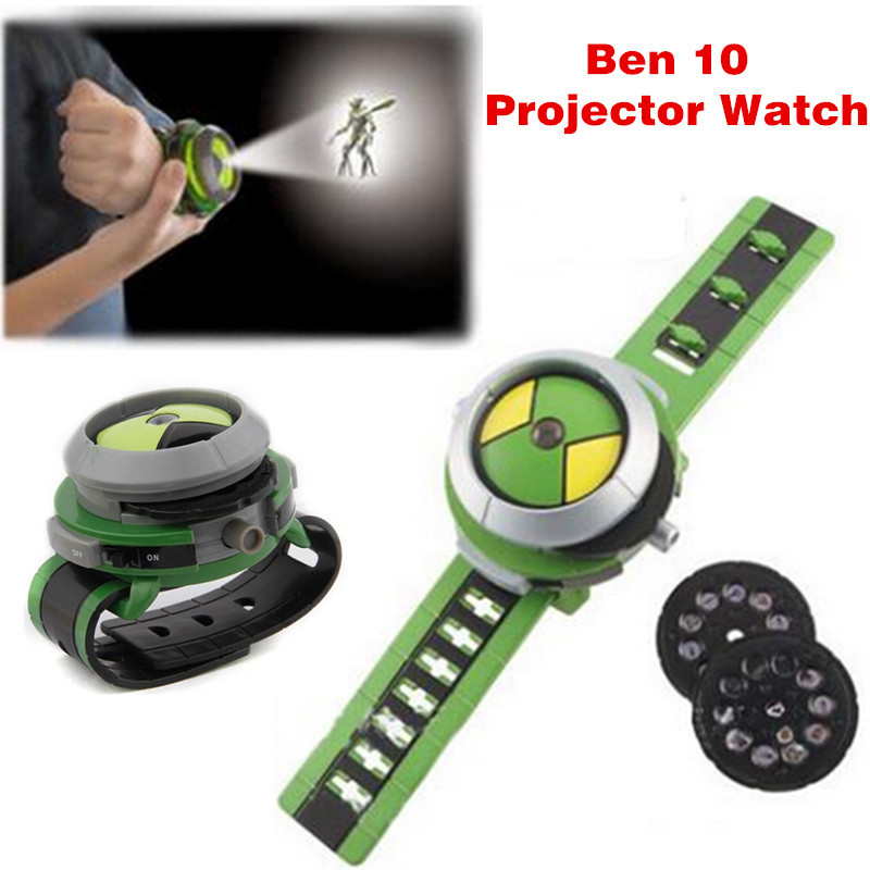 Aliexpress.com : Buy Hot ben 10 omnitrix watch Style Kids