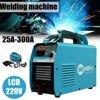 Portable MMA 300G Mini Welding DC Welding Machine 220V 25A 300A Semi Automatic Inverter LCD Soldering