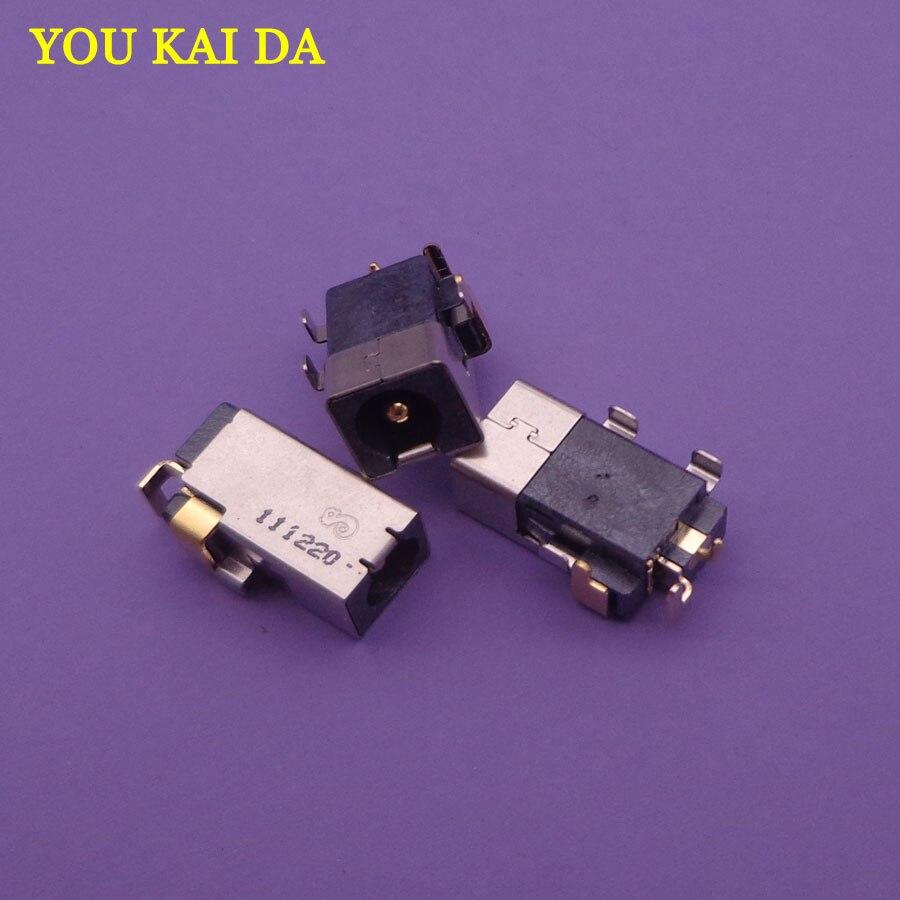 50PCS DC Power Jack Socket for Lenovo IdeaPad 100 14 100 14IBY 100S 14IBY 100 14IBR