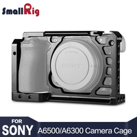 SmallRig Dslr Camera Rig Cage For Sony A6500 Aluminum Alloy 1889