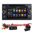 Бесплатная Доставка 1024x600 HD Сенсорный Экран Android Автомобилей Радио для Ford Focus Kuga Транзит Wifi 3 Г GPS BT Радио RDS USB SD Свободной Камеры