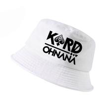 Kpop KARD Oh NaNa Album Don't Recall Logo K.A.R.D Print K-pop cap harajuku bucket hats Men women fisherman hat panama цена 2017