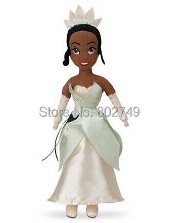Princess Plush Tiana Fairy princess plush toy,The Princess ...