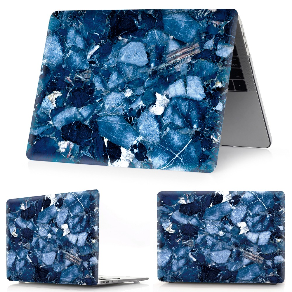 Image 3 - marble Laptop Case For Apple MacBook Air  11,13 Pro Retina 12 13 15 Touch Bar for macbook New Pro 13.3 15.4 New Air 13.3-in Laptop Bags & Cases from Computer & Office