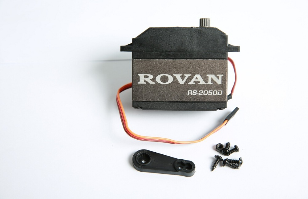 baja 50KG metal gear digital servos HIGH Torue Sheering 50KG Servo For ROVAN LT LOSI 5IVE-T MINI WRC 1/5 GAS Truck LOSB0019 fid rear axle c block for losi 5ive t mini wrc