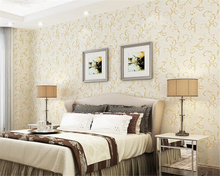 beibehang 3d wallpaper Modern personality pasta scorpion leaf nonwovens living room bedroom restaurant background