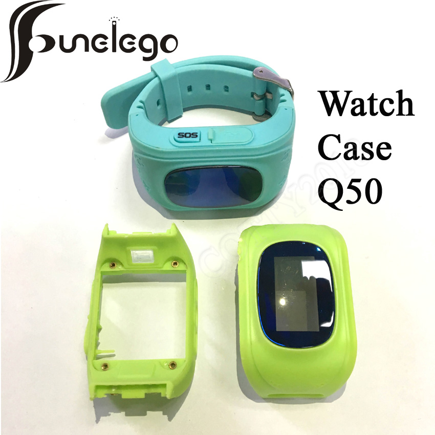 Funelego Original 100% Watch Case For Q50 Baby Smart GPS Watch Q50 Shell Accessories