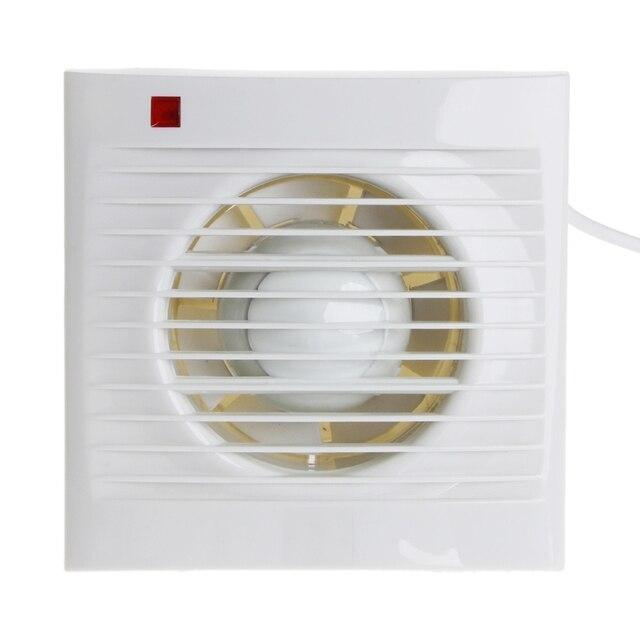 Küche Badezimmer Lüftung Waschküche Abluftventilator Luft Durch Wand # Y05 .