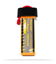 You&me1800mah7.4V 25C 2S RC Lipo Battery For Glider RC car Helicopters RC Models Boats RC toys