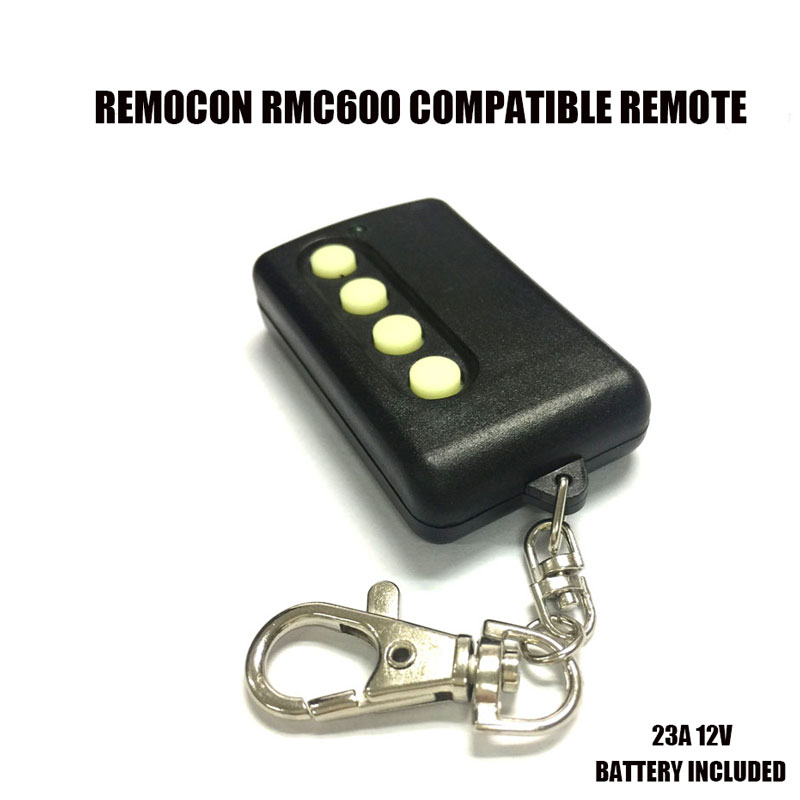 REMOCON RMC600 RMC-600 Adjustable Frequency 270~450MHZ Replacement Transmitter /Handsender el5373iuz ic opamp diff 450mhz 24qsop