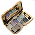 10 Colors Bright Diamond Makeup Eyeshadow Naked Smoky Make Up Set Eye Shadow Palette Maquillage Professional Cosmetic With Brush