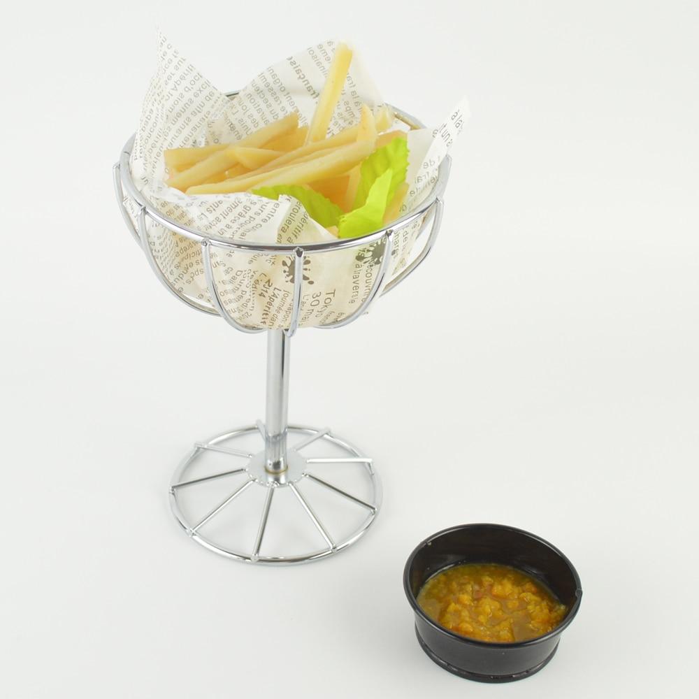 Decorative Wire Basket Tabletop Home Decor Elegantly Designed Wire ...