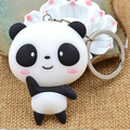 Cute Cartoon Panda Pendant Keychain Bag Handbag Hanging Key Ring Xmas Gift