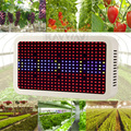 Full Spectrum 400W LED Grow Light Red+Blue+White+Warm+UV+IR AC85~265V SMD5730 Led Plant Aquarium Lamps for Growing & Flowering