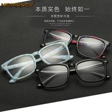 Fashion Personality Oversized Square Frame Classic TREND Spectacles with Optical Lenses or Photochromic Gray / Brown Lenses(China)