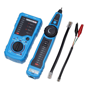 FWT11 RJ45 RJ11 Cat 5 CAT6 Telephone Wire Network LAN TV Cable Electric Wire Line Finder Tracker