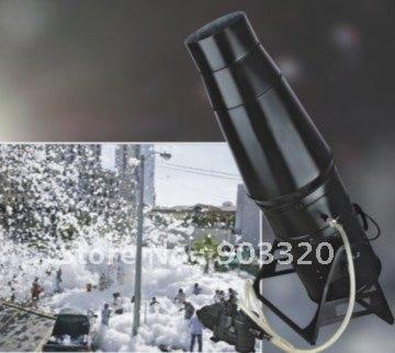 Заводская цена 1800 Вт Джет партия из нержавеющей пена Махане, пена Canon машина для ночной жизни, сценические эффекты Бесплатная доставка