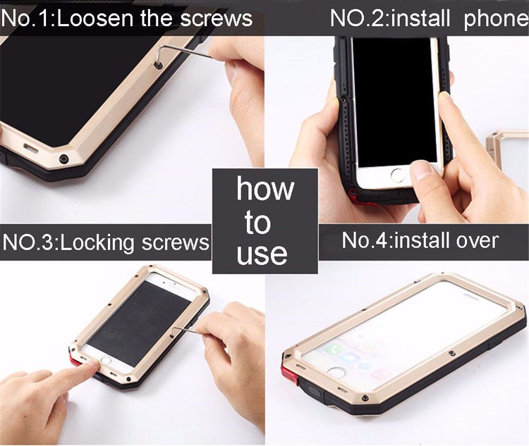 metal case for iphone 4 4s (13)