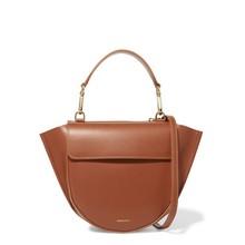 Из искусственной кожи Сумка-седло одноцветная женская сумка модный кошелек