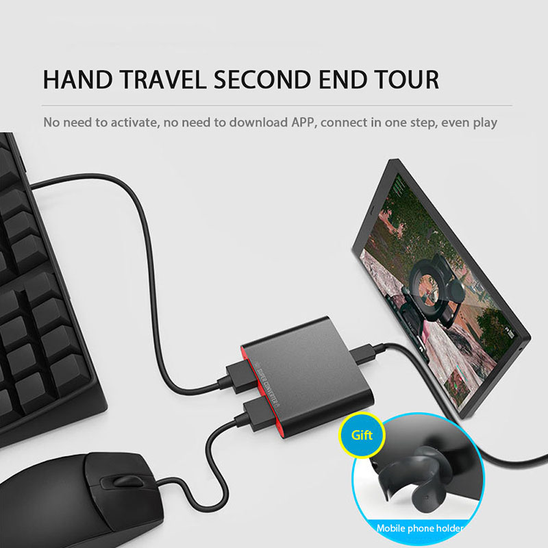 Image 4 - Original Ipega PG 9096 PG 9116 Mini Bluetooth Keyboard and Mouse Converter for Game Pubg Controller Joystick Mobile FPS Games-in Gamepads from Consumer Electronics