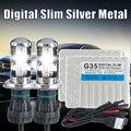 35W Xenon H4 bixenon HID conversion kit AC 35W h4 hi lo hid xenon lamp 4300K 5000k 6000K 8000K 10000K 30000k
