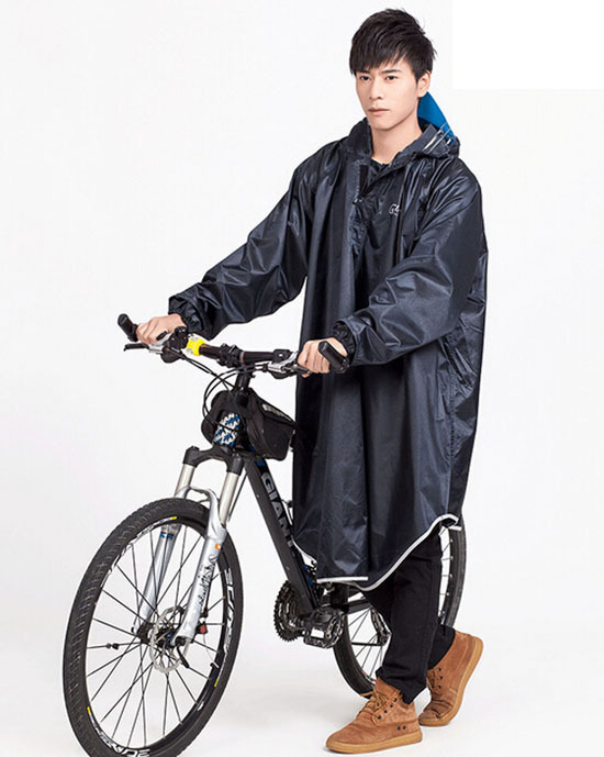 Riancoat for Men Women Waterproof Bike Bicycle Cycling Cycle Rain Coat Raincoat Cape Poncho high quality adults motorcycle cycle waterproof double rain coat couple raincoat wind coat windcoat scooter cape poncho
