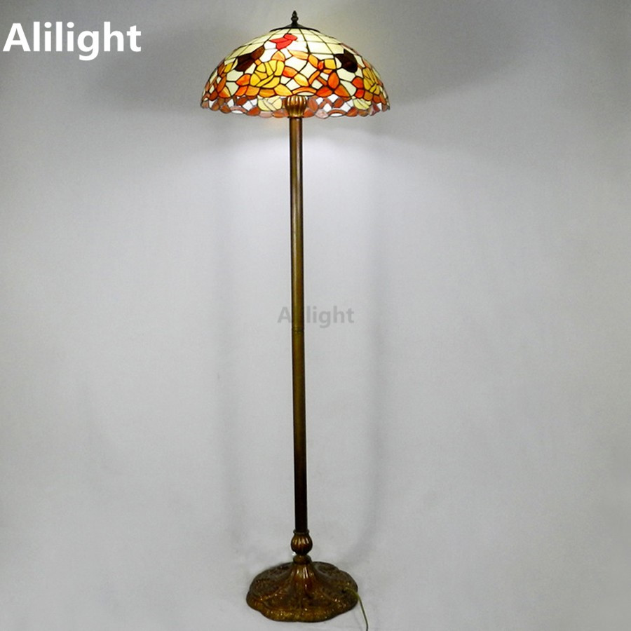 online get cheap tiffany floor lamp shades. Black Bedroom Furniture Sets. Home Design Ideas