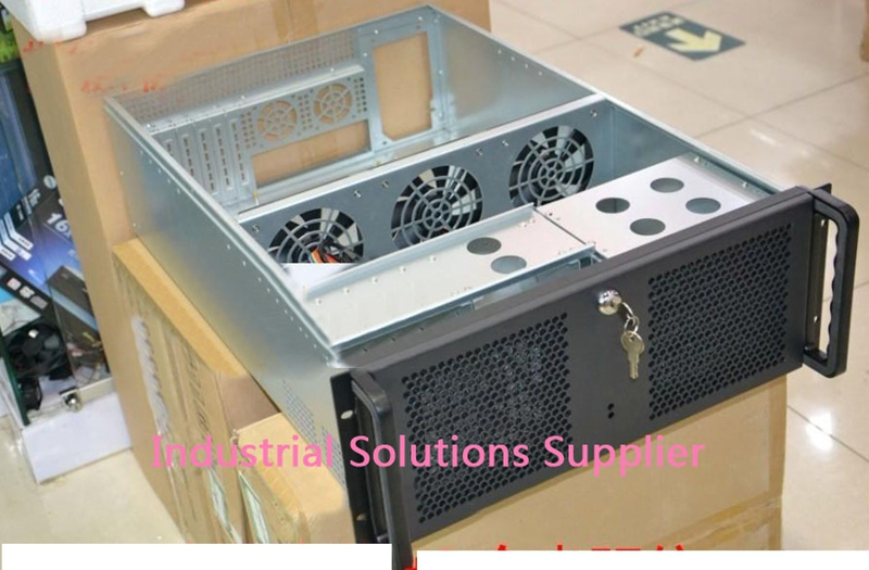 все цены на NEW Server computer case 4U server computer case 11 hard drive ktv none tray server computer case онлайн