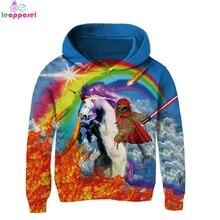 3T~13T Baby Girl Clothes Boys 2019 Hero Sloth 3D Hooded Coat Outwear Jackets Girls Hoodies Kids Sweatshirts
