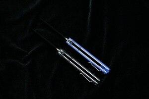 Image 5 - Coltello D2 CH 3007/3507 Flipper coltello Pieghevole Cuscinetto A Sfere G10 Maniglia di Campeggio/Caccia/Outdoor/Tasca/sopravvivenza lama di EDC