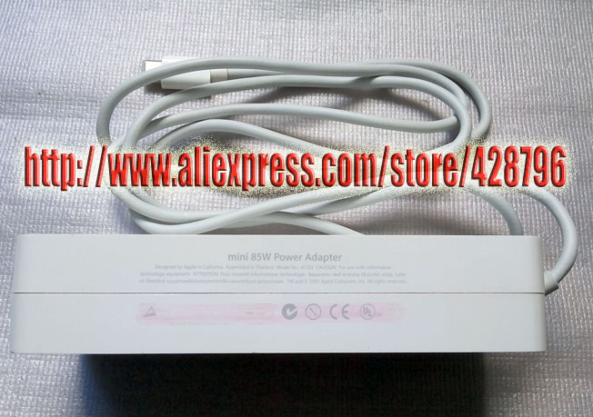 Image 2 - 85 Вт Питание для Mac mini A1105 661 3463 611 0372 661 3739 ADP 85 BB, подходит 2usb (A1103) или 5usb (A1283)-in Аксессуары для демонстрационных стендов from Компьютер и офис