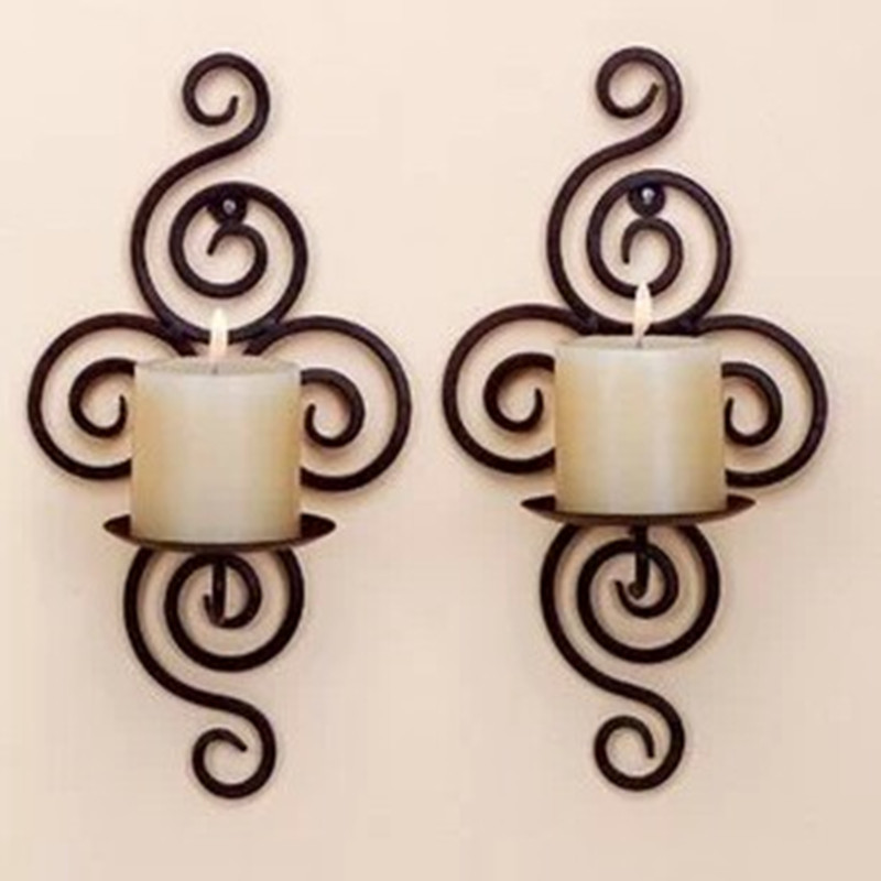 Black Wall Candle Holders online get cheap black wall candle holders -aliexpress