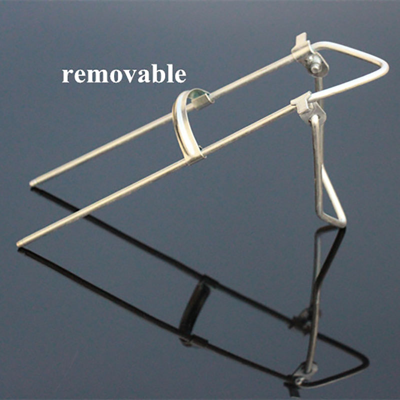Buy portable metal rod holder for fishing for Portable fishing rod holder