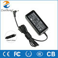 For  ASUS ultra-pole power adapter UX32 UX42 19V 3.42A 4.0mm * 1.35mm Laptop Charger Power Supply