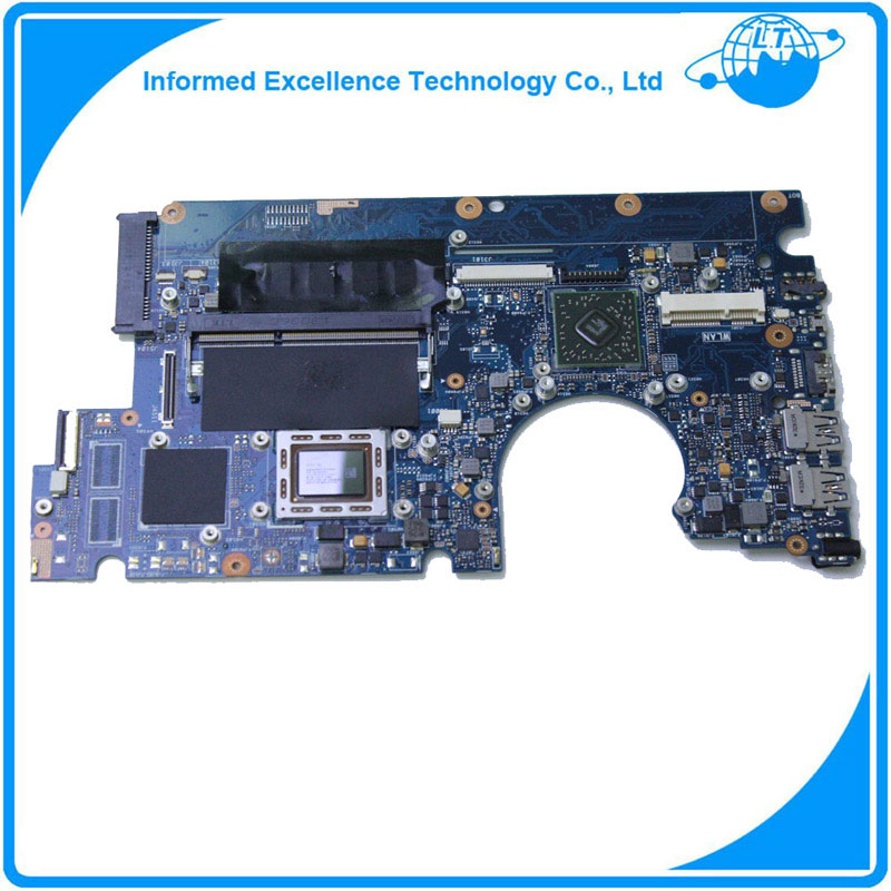 Original laptop motherboard for ASUS U38N REV 2.1 integrated fully test & free shipping free shipping for mingxuan ms g41ml s3 775 needle g41 fully integrated small board supports ddr2 ddr3 test all good