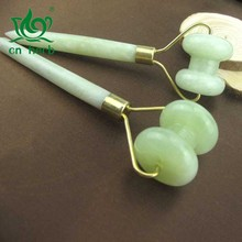 Cn Herb Jade Massager Beauty Face Of Roller Neck Essential Oil Massage Thin Firming Tools