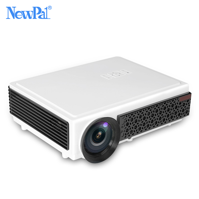 Home Projector Full HD LED 3D Projector 3000Lumens Support 1080P Android Bluetooth System Beamer Home Theater