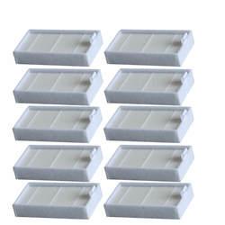 10 шт. фильтры для пылесоса ilife v55 HEPA фильтр для ilife v55 запчасти пылесоса