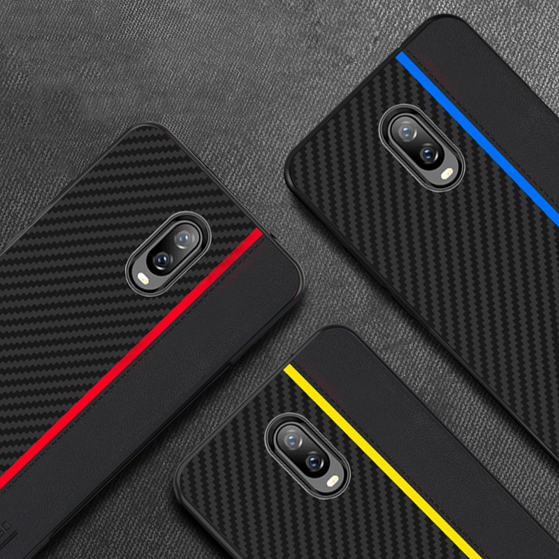 Oneplus 6 Case Cover Carbon Fiber + PU Leather Shockproof Full Protective Oneplus 6T Funda One Plus 6 Case 1+6 Phone Back CaseOneplus 6 Case Cover Carbon Fiber + PU Leather Shockproof Full Protective Oneplus 6T Funda One Plus 6 Case 1+6 Phone Back Case