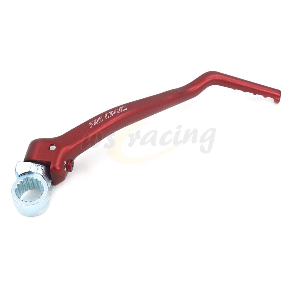 Motorcycle Forged Kick Start Starter Lever Pedal For HONDA CRF150R 2007-2017 07 08 09 10 11 12 13 14 15 16 17 Dirt Bike Off Road