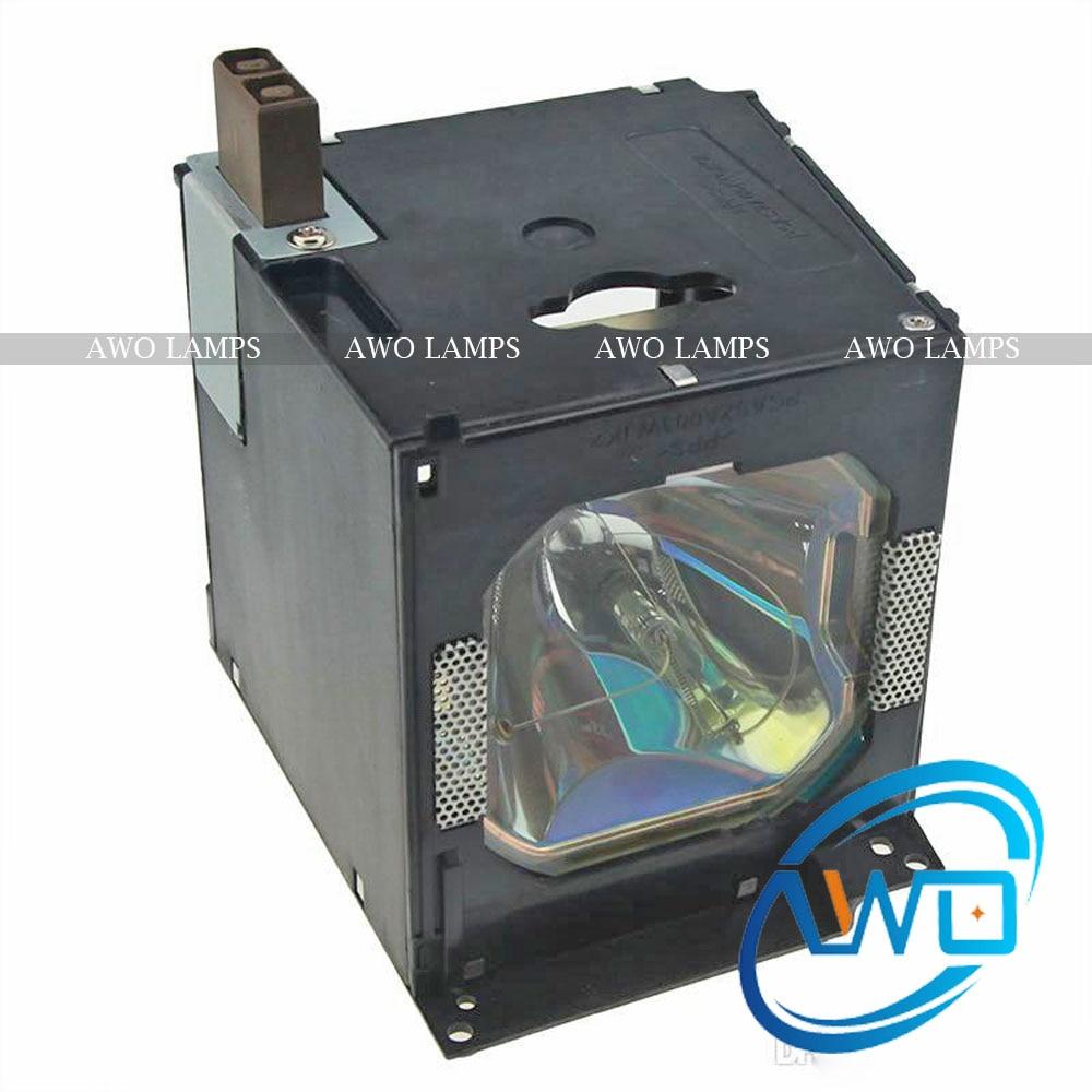 AWO Compatible Projector Lamp AN-K20LP for SHARP DT-5000 XV-20000 XV-21000 XV-Z20000 XV-Z21000 projector bulb an z90lp for sharp dt 200 xv z90 xv z90e xv z90u xv z91 xv z91e xv z91u with japan phoenix original lamp burner