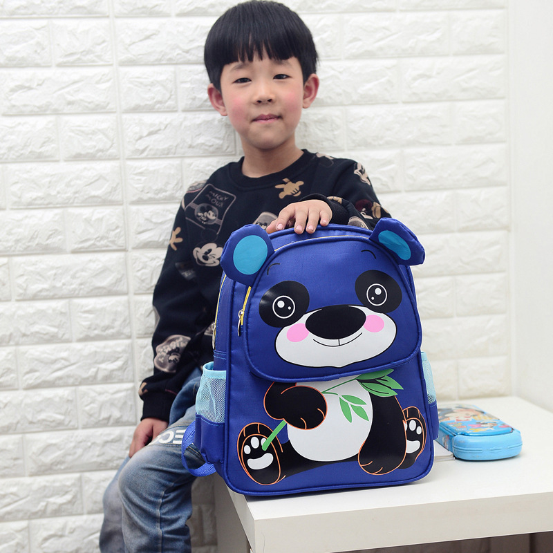 Cartoon Bear Kid School bag for Teen Boy Student Book Bag Girl Primary Backpack Children Gift Back Pack Toddler Mochila Infantil