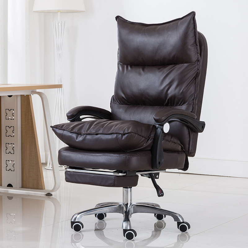 Office Chair PU Leather Reclining Office Computer Chair Colorful Home Swivel Lifting Gaming Chaise Silla Gamer Silla Oficina