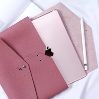 Air2 Air1 Leather Case For IPad Pro 2 3 4 9 7 Tablet Case Protective Sleeve